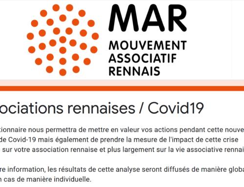 Enquête COVID : Participez à notre deuxième enquête !